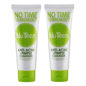 GINVERAAnti-Acne & Pimple Cleanser 100g 2's,ECOUPON RM10 OFF ECOMECOUPON RM7 OFF ECOM