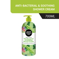 Anti-Bacterial & Soothing Shower Cream 700ml