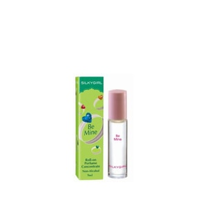 SILKY GIRLBe Mine Roll-On Perfume Concentrate,GWP SG GEN MATTE ECOM