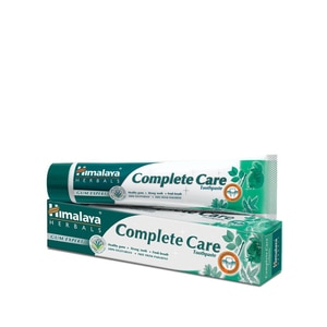 HIMALAYAComplete Care Gum Expert Toothpaste 100g,GWP HIMA FACE WASH ECOM