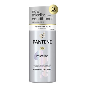 PANTENEDetox & Scalp Cleanse Micellar Conditioner 300ml,MEMBER @ 5% CRM ALL PANTENEECOUPON RM10 OFF ECOM