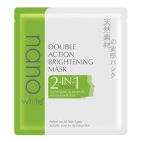 Double Action Brightening Mask 1's