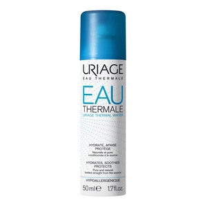 URIAGEEau Thermale Uriage Thermal Water 50ml,ECOUPON RM10 OFF ECOMECOUPON RM7 OFF ECOM
