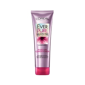 L'OREAL HAIR EXPERTEver Pure Moisture Conditioner 250ml,ECOUPON RM13 OFF