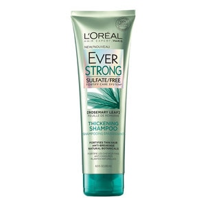 L'OREAL HAIR EXPERTEverStrong Thickening Shampoo 250ml,ECOUPON RM10 OFF ECOMVOUCHER RM8 OFF LOR SKINCARE