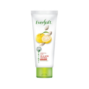 EVERSOFTEversoft Ginkgo With Grape Fruit Facial Cleanser,MBR ECOM ADD 10% OFF MAY21MBR ECOM ADD 10% OFF MAY21