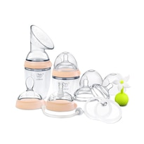 Gen 3 Premium Silicone Pump and Bottle Pack (Nude)