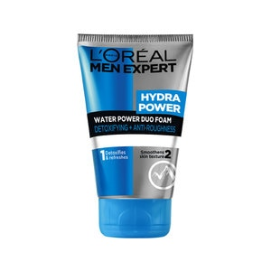 L'OREAL MEN EXPERTHydra Power Water Power Duo Foam 100ml,GET 2X POINTS TMPGET 2X POINTS TMP