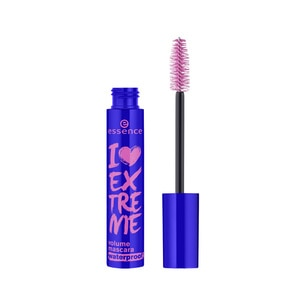 ESSENCEI Love Extreme Volume Waterproof Mascara 1's,VOUCHER RM5 OFF COSMETIC