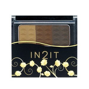 IN2ITIn2it Trio Eye Brow Color,MBR ECOM ADD 10% OFF MAY21MBR ECOM ADD 10% OFF MAY21
