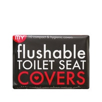 My Flushable Toilet Seat Cover 2 x 10's