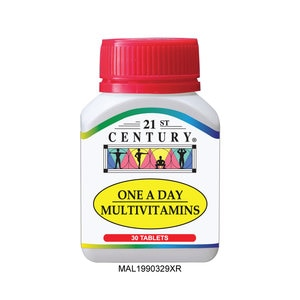 21ST CENTURYOne-A-Day Tablet 30's,Health45+
