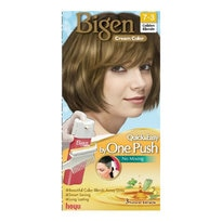 One Push Hair Color 7.3 Golden Blonde 1's