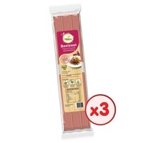 Organic Beetroot Noodle (200g x 3 Packs)