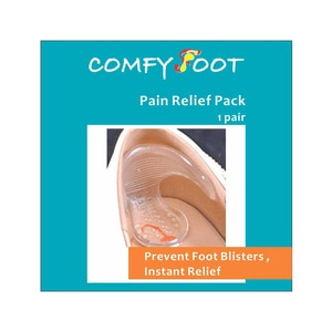 COMFY FOOTPain Relief Pack 1 Pair 1's,Foot TreatmentMBR FREE HOME DELIVERY (EM)