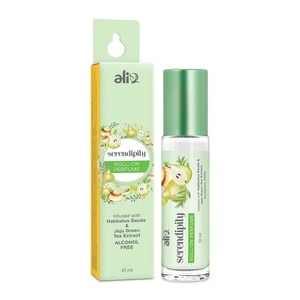 ALIAFruity Scented Roll On Perfume Serendipity 10ml,ECOUPON RM15 OFF DECECOUPON RM13 OFF