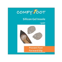 Silicon Gel Insole 1 Pair 1's