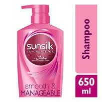 Smooth and Manageable Shampoo 650 ml
