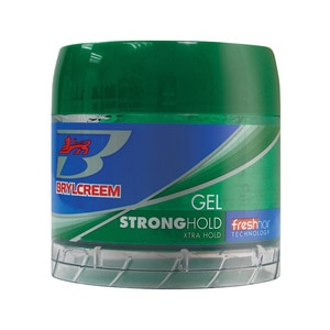 BRYLCREEMStyling Gel Strong Hold 125ml,GWP CLEAR FOLDABLE BAG ECOM