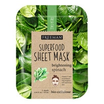 Superfood Spinach Bio-Cellulose Mask 1's