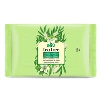 Tea Tree Makeup Remove Cleansing Wipes 20s