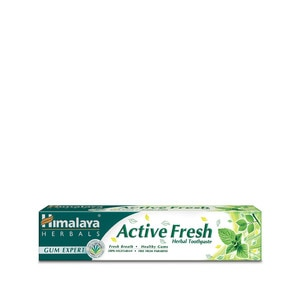 HIMALAYAToothpaste Active Fresh Herb 100g,GWP HIMA FACE WASH ECOMGWP HIMA OLIVE CRM ECOM