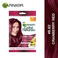 Ultra Color 6.62 Cranberry Red Sachet 1S