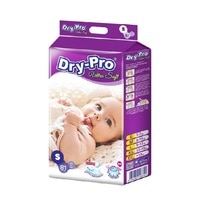 Ultra Soft Baby Tapes Diapers S 81s