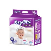 Ultra Soft Baby Tapes Diapers XXL 40s