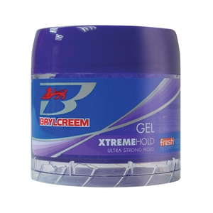 BRYLCREEMXtremeHold Ultra Strong Hold Gel 125ml,MBR ECOM ADD 10% OFF MAY21MBR ECOM ADD 10% OFF MAY21
