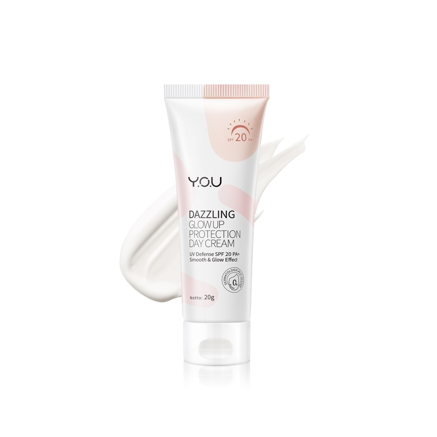 Dazzling Glow Up Protection Day Cream 20g