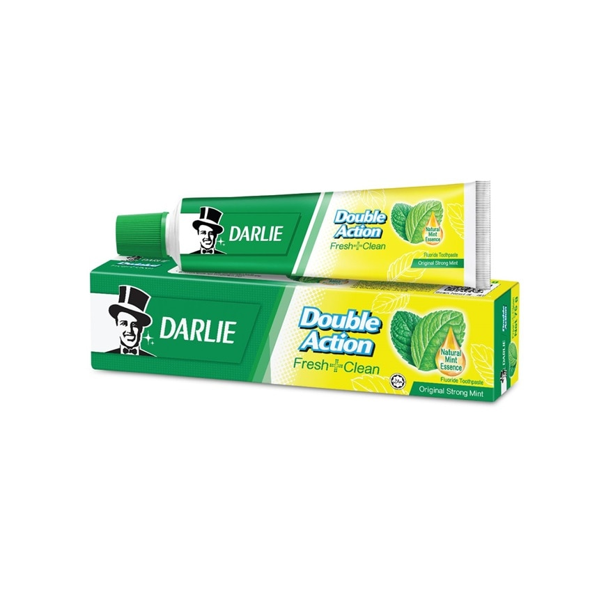 Toothpaste Double Action Natural Mint 75g