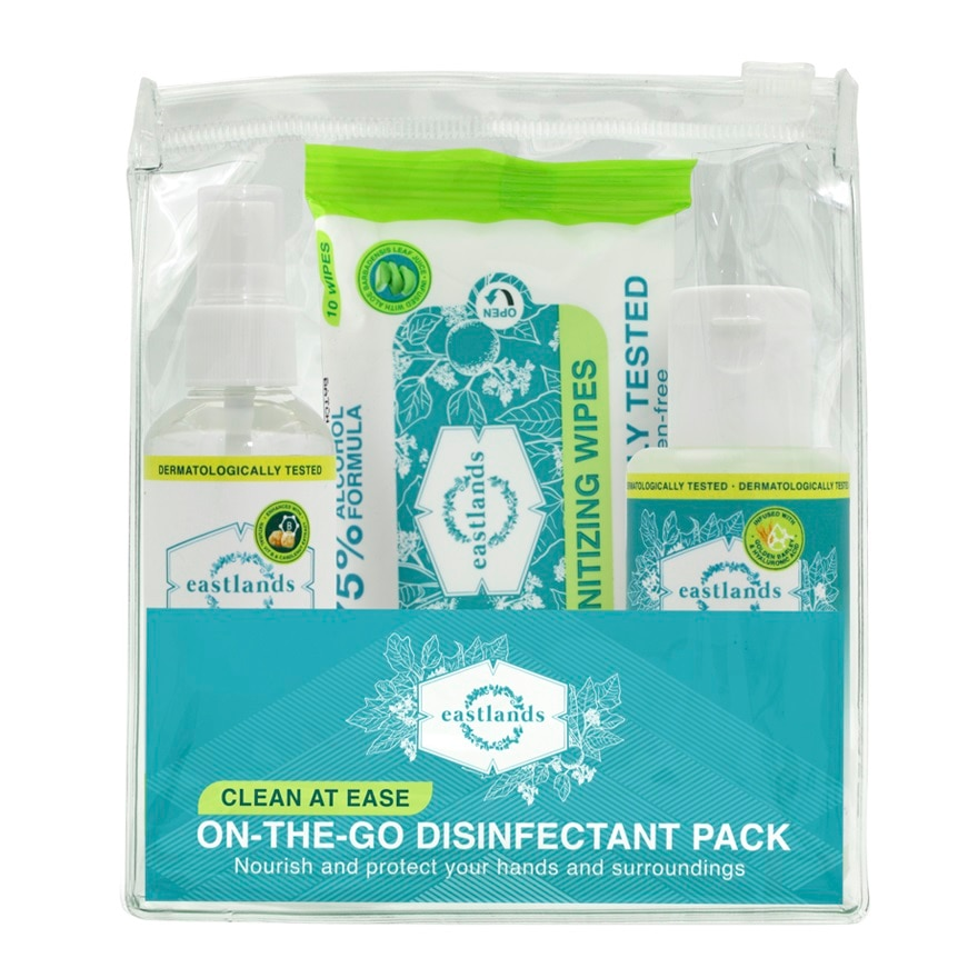 On-the-go Disinfectant Pack 1s