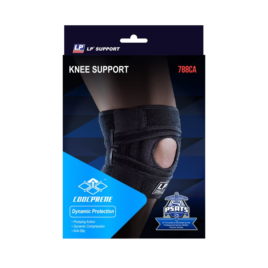 LP788CA Extreme Open Patella Knee Support 1s