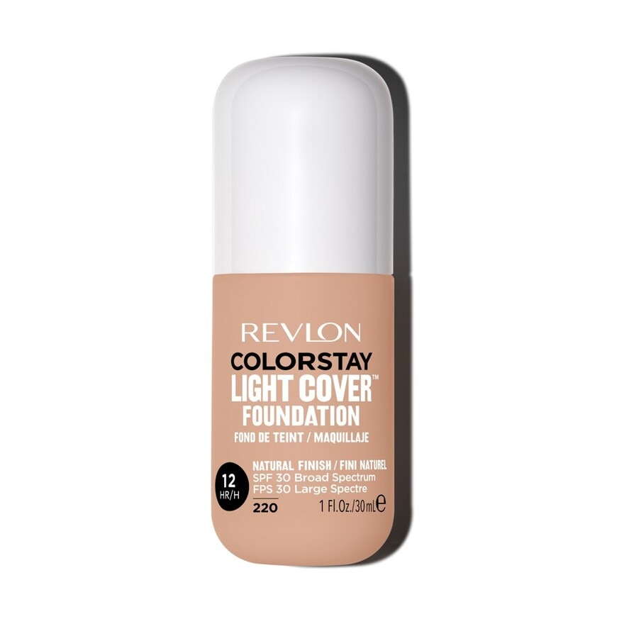 Colorstay Light Cover Foundation 220 Natural Beige