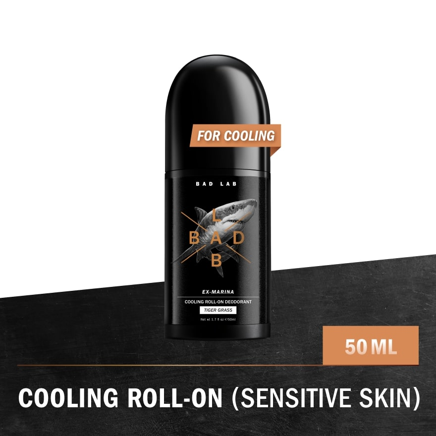 Deo Roll On Serum (Cooling) Tiger Grass 50ml