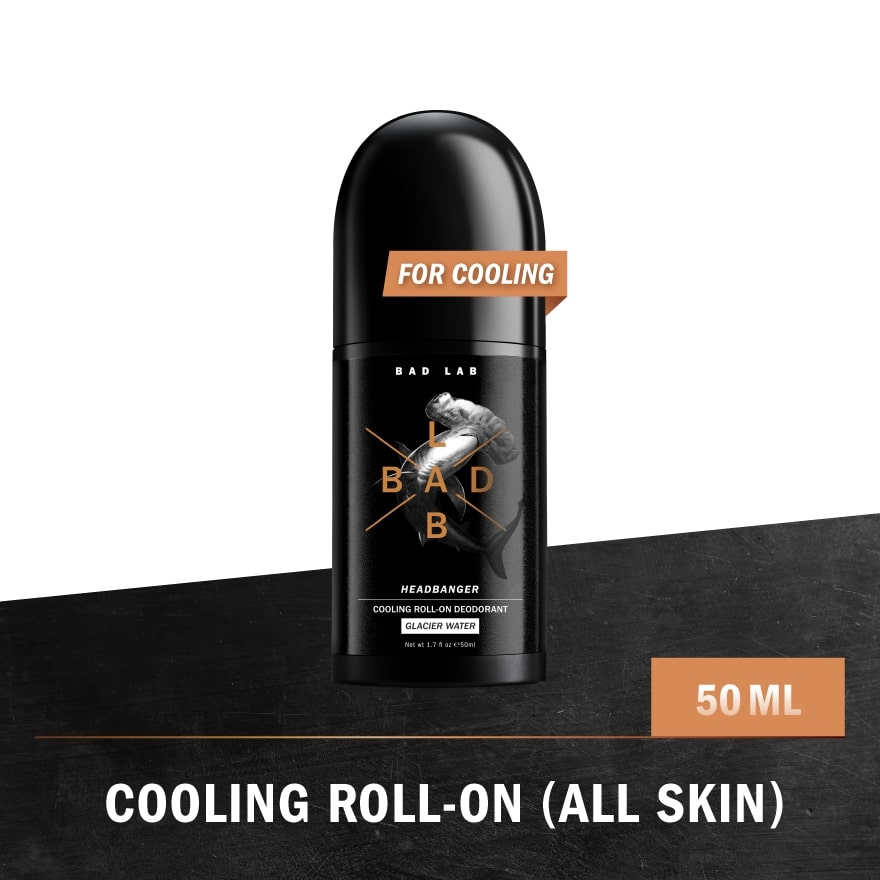 Deo Roll On Serum (Cooling) Glacier Water 50ml