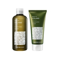 Back to Iceland Cleansing Set 260ml + 120ml