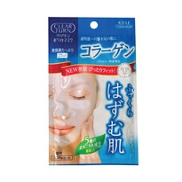 Clear White Mask Collagen 1'S