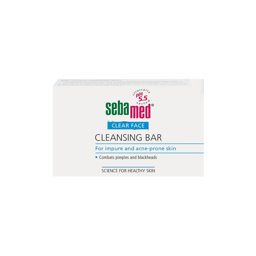 Clear Face Cleansing Bar 100g