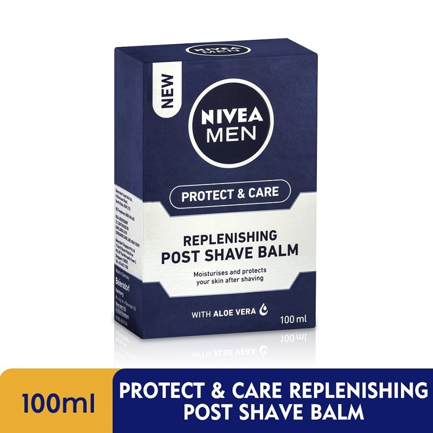 Protect & Care Replenishing Post Shave Balm 100ml