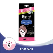 Cleansing Strips Pore Pack Black 10's