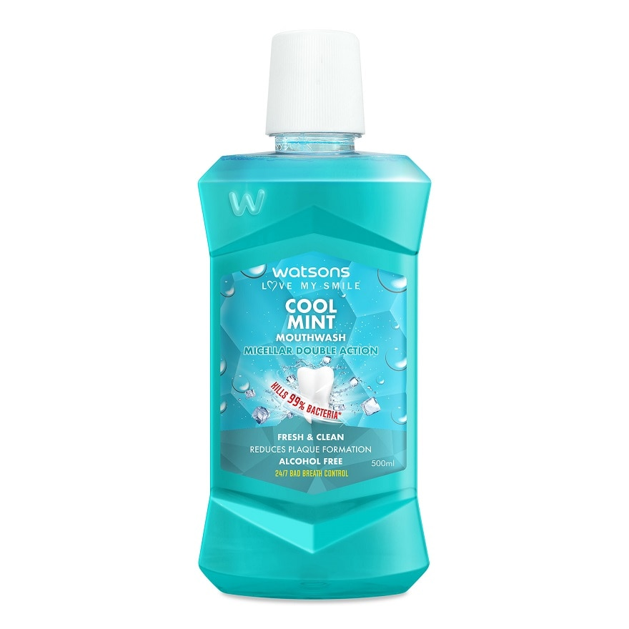 Mouth Wash Cool Mint 500ml