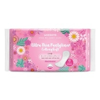 Ultra-Thin Pantyliner Floral Scented 40's
