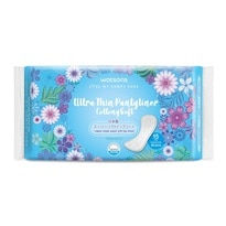 Ultra-Thin Pantyliner Unscented 40's