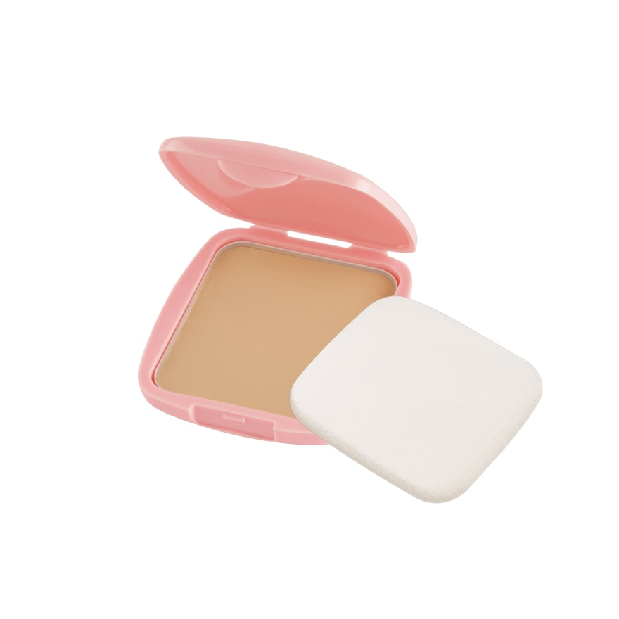 White BB 2-Way Foundation Refill Natural