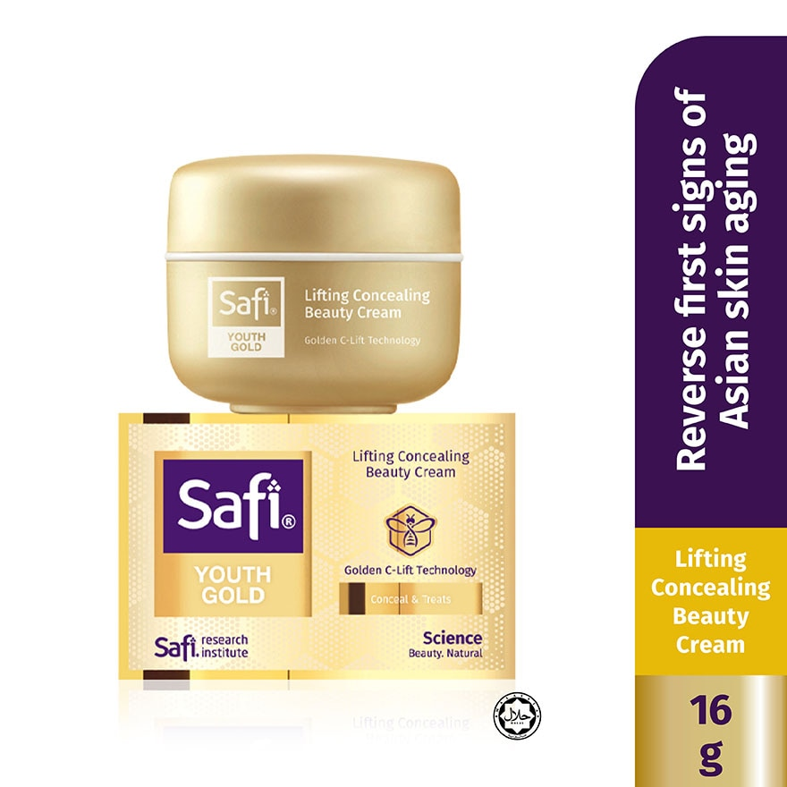 Youth Gold Beauty Concealing Cream 16G