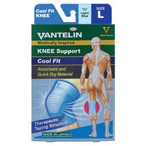 Cool Fit Knee Support Blue L 1's