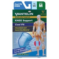 Cool Fit Knee Support Blue M 1's