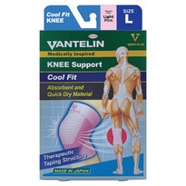 Cool Fit Knee Support Pink L 1's